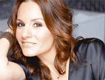 "Kara DioGuardi's ""Helluva of a High Note"""