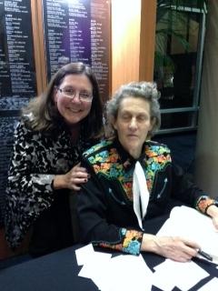 On Temple Grandin