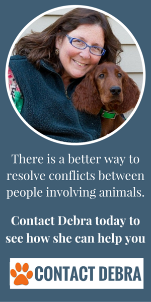 Contact Debra Sidebar