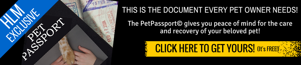 CLICK HERE TO GET YOUR PET PASSPORT TODAY!!!